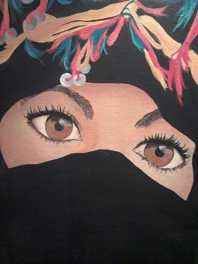 La belle Marocaine