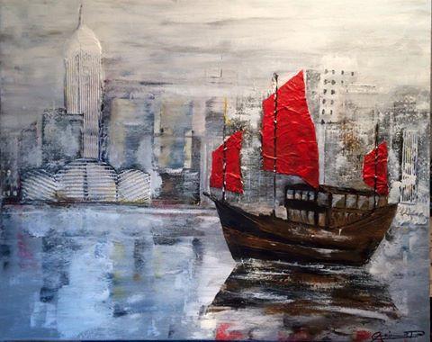 Voyage à Hong-Kong
